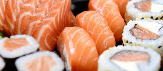 Livraison de sushi à domicile