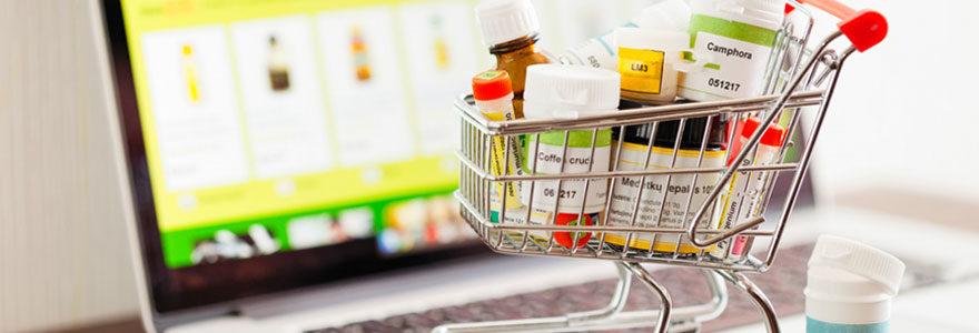 S'informer en ligne pour trouver une pharmacie de garde